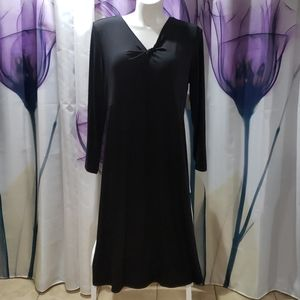 NWT! Old Navy Long Sleeve Black Dress. Size 2X